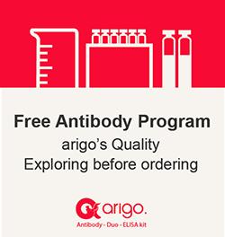 Free antibody sample